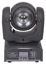 Afx Light MINI-BEAMWASH 15-1935, Beam And Wash Dual Sided Led Moving Head Light