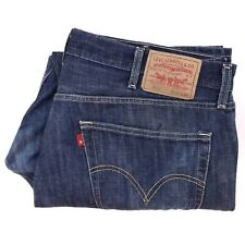 Levis 501 Jeans 40x30 Blue Mens Button Fly Regular Classic Straight Fit Denim Sz