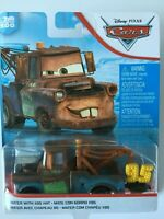 DISNEY / PIXAR Cars MATER with #95 Hat Florida 500 - Diecast Car
