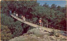 (hox) Chattanooga TN: Rock City, Swinging Bridge