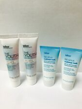 Bliss fabulous makeup melt 20ml + The Youth anti-aging night cream 15ml 2pc each
