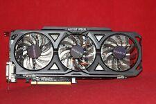 Gigabyte GeForce GTX 760 WindForce 2GB, PCI Express Graphics Card. GV-N760OC-2GD