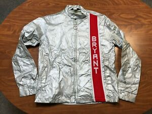 MENS VINTAGE 70'S 80'S SWINGSTER BRYANT RACING LIGHTWEIGHT PIT CREW JACKET SMALL