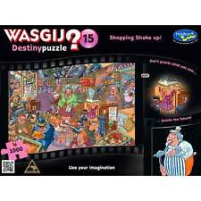 Wasgij? Destiny 15 Shake Up! 1000 Pieces Challenging Jigsaw Puzzle
