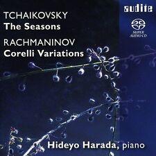 Hideyo Harada - Seasons [New SACD] Hybrid SACD