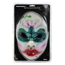 Payday 2 Clover Replica Mask Officially Licensed Gaya Entertainment