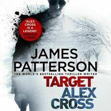 James Patterson Target Alex Cross Audio Book CDs