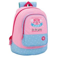Complementos de niña azules rosa de poliéster