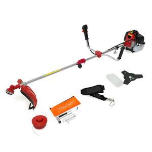 PowerKing 52cc Garden Multi Tool 2in1 Petrol Brush Cutter Grass Trimmer