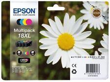 ORIGINALE EPSON T18XL Margherita INCHIOSTRO confezione multipla per stampante Epson