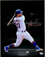 "Pete Alonso New York Mets Signed 11"" x 14"" Spotlight Photo - Fanatics"