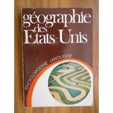 Géographie des Etats-Unis / Larousse / Réf36536