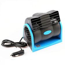 DC12V Portable Car Plug Silent Truck Vehicle Air Fan Cooler for SUV ATV