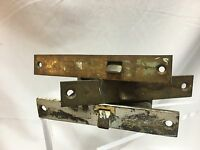 Antique Brass Mortise Door Latch Corbin Tested