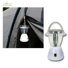 LED Solar lanterna da campeggio 12 2 FUNZIONI 15/50LM LAMPADA Laterna
