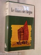LE CHIAVI DEL REGNO A J Cronin Aldo Martello 1968 Libro Romanzo Storia Racconto