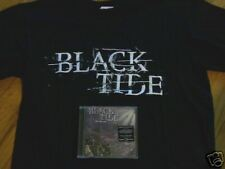 BRAND NEW SS BLACK TIDE LIGHT FROM ABOVE CD T-SHIRT LOT METAL PUNK ROCK GARCIA