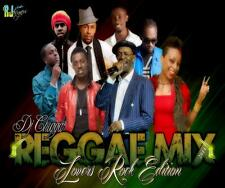 REGGAE LOVERS ROCK EDITION MIX CD