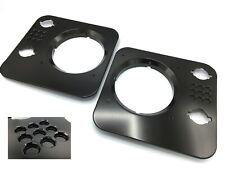 Pocket Aluminum Headlight Surrounds / Finishers (set of 2) - Land Rover Defender