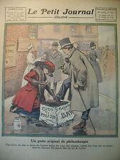 CIREUSES DE CHAUSSURES DONS HOPITAUX CHARLES DE HONGRIE LE PETIT JOURNAL 1921