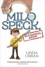 Milo Speck, Accidental Agent by Urban, Linda