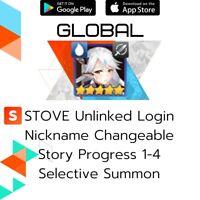 [Global] Luna | Epic Seven Epic 7 Name Change Limited Starter Account