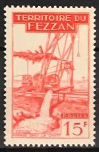 Libya Fezzan #2N20 Mint CV$7.00