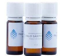 20 ml 100% pure Essential Oil Bursera graveolens Palo Santo Sustainable