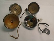 1929 DESOTO 1920-30'S COWEL LIGHTS 2 STYLES VINTAGE ANTIQUE ALL 2 STYLES BOTH