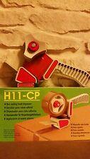Handabroller für Verpackungsklebeband H11-CP, Klebebandabroller, mit Bremse
