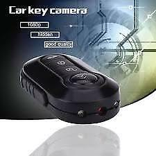 1080P HD K1 Surveillance Camcorder Hidden Pinhole Camera Vehicle Car Key