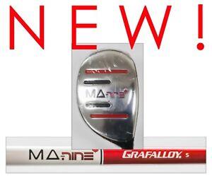 NEW Medicus Golf Club MA-Nine Men's Right Hand Driver 21 Degree Stiff Flex