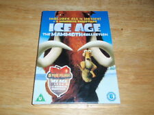 *NEW* Ice Age 1-4 The Mammoth Collection plus Mammoth Christmas [DVD][2012]