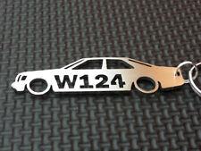 MERCEDES W124 Schlüsselanhänger BRABUS TURBO DIESEL AMG 500E E D emblem anhänger