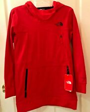 NWT The North Face Boys Tekno Hoodie Pullover Sweatshirt Jacket L Large 14 16