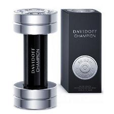 CHAMPION de DAVIDOFF - Colonia / Perfume EDT 90 mL - Hombre / Man / Uomo / Him