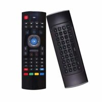 4 IN 1 Air Mouse Wireless Keyboard Remote Control For Android BOX TV PC Laptop