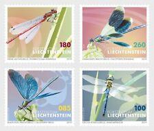 Liechtenstein 2019 Libellen  dragonfly       postfris/mnh