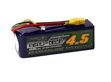 RC Turnigy nano-tech 4500mah 6S 45~90C Lipo Pack w/XT-90