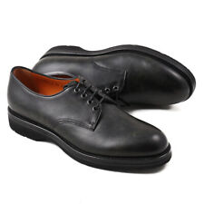 NIB $795 SANTONI Dark Green Leather Derby with Lightweight Sole US 12 Shoes
