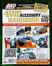 Australian 4WD ACTION - ACCESSORY HANDBOOK - GOLD LABEL EDITION VOL 4, No 3  NOS