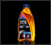 Ultra1Plus SAE 80W90 Conventional Gear Oil API GL-5 | Quart