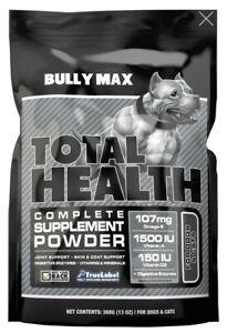 bully max total health (uk official dealer)