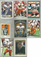Barry Sanders Detroit Lions Oklahoma State 8 card 2012-2013 lot-all different