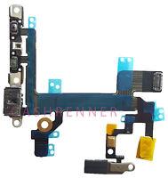 Ein An Aus Flex Mikro Sensor Schalter Taste Power Button Key Apple iPhone 5S