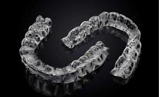 Teeth Whitening / Clear Bleaching Trays Custom Fit .. FAST DISPATCH UK FREE CASE