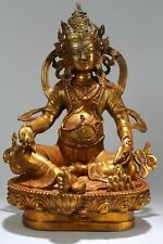 A Chinese Religious Seated Buddha Statue