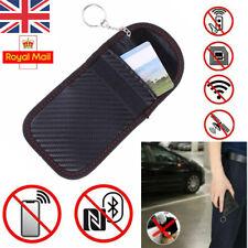 Car Key Signal Blocker Case Faraday Cage Fob Pouch Keyless RFID Blocking Bag Box