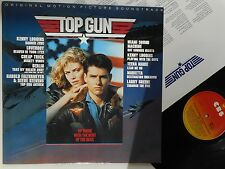 top gun  original soundtrack        vg+