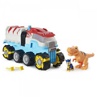 PAW Patrol, Dino Rescue Dino Patroller Motorized Team Vehicle Chase And T. Rex